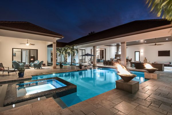 Pool and Fire Bowls