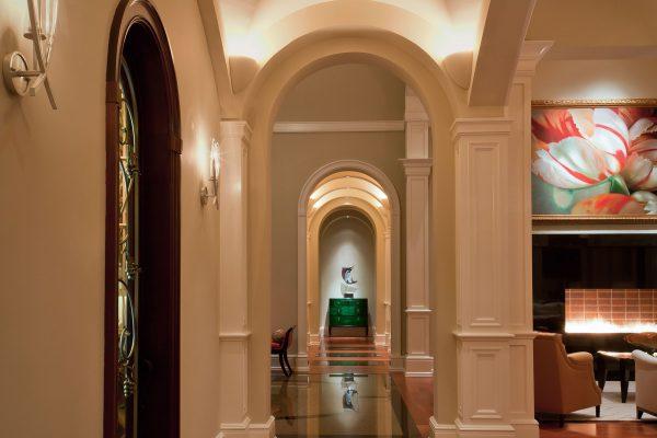 Entry & Main Hallway