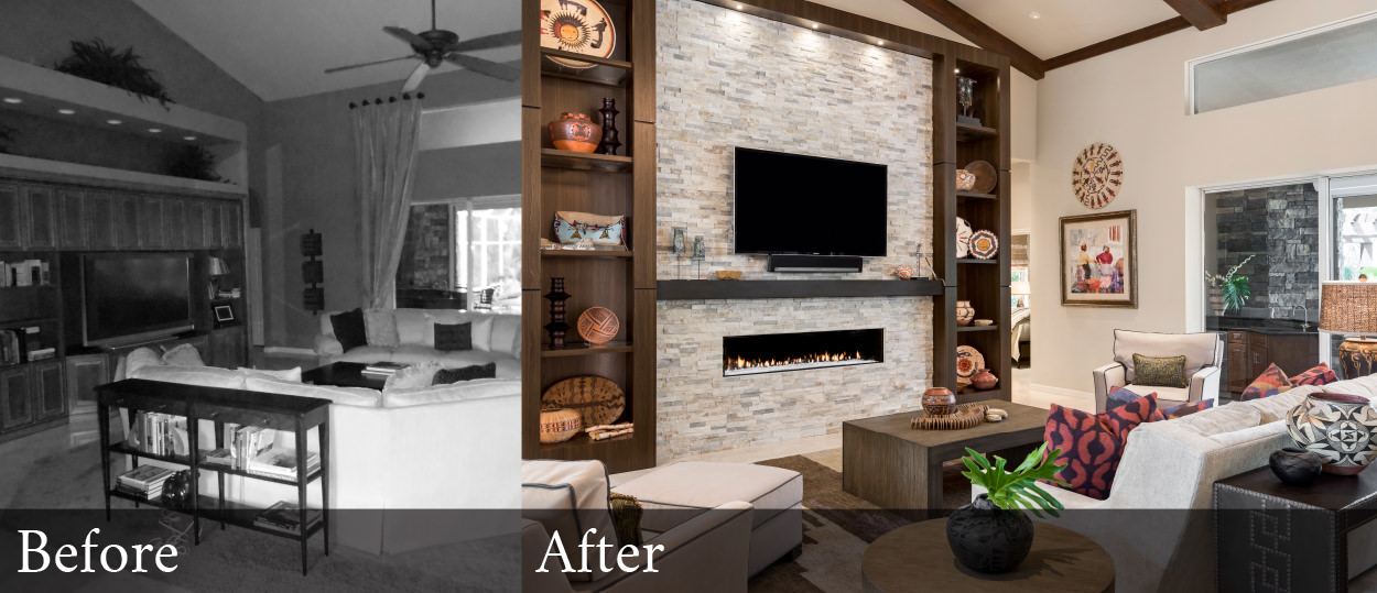 luxury remodeling - naples florida - harwick homes