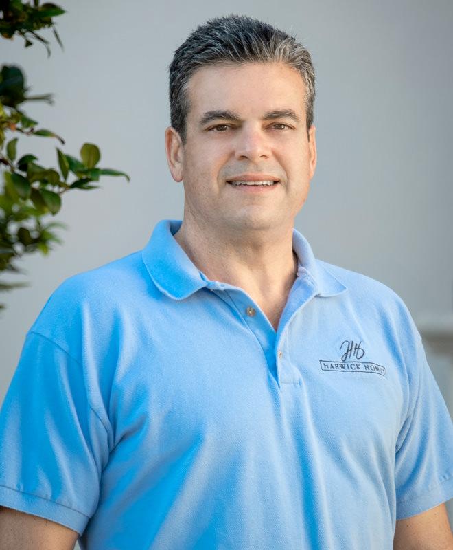 Len Chardo - Superintendent.