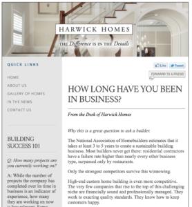 luxury homebuilders