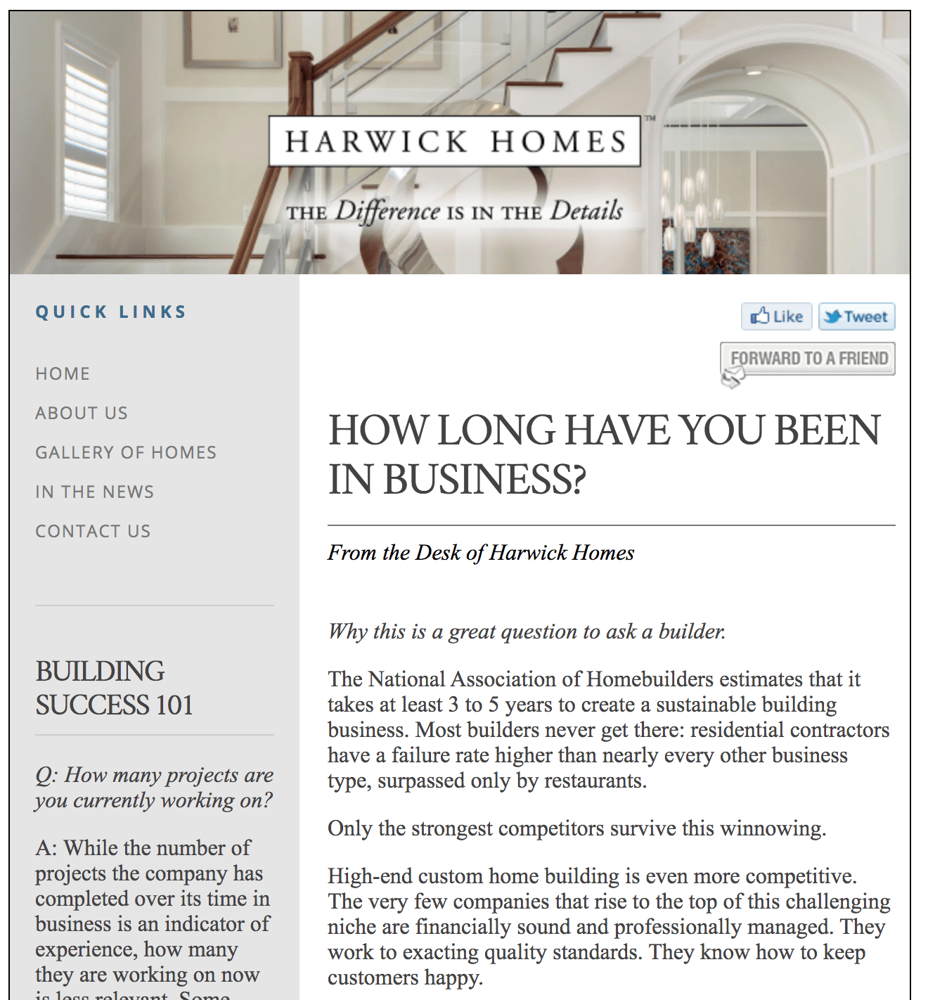 luxury homebuilders