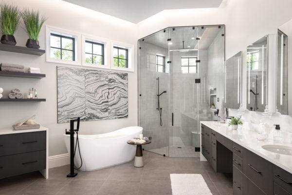 Master Bath - after