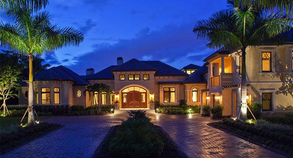 luxury home builder florida